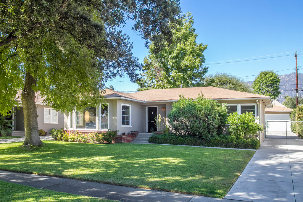 2215 Monte Vista Street, Pasadena